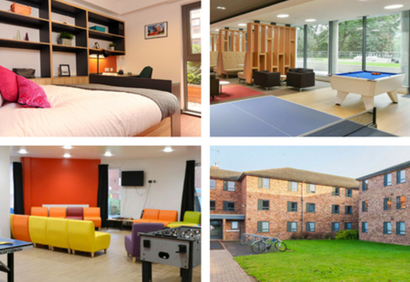 10 Best Halls Of Residence In The Uk Student Hut