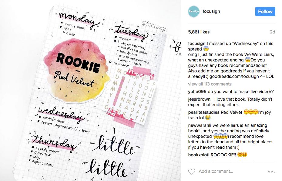 13 Inspiring Instagram Accounts for Study Motivation