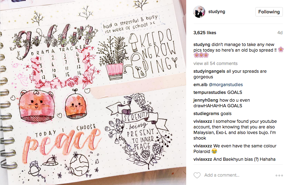 13 Inspiring Instagram Accounts for Study Motivation