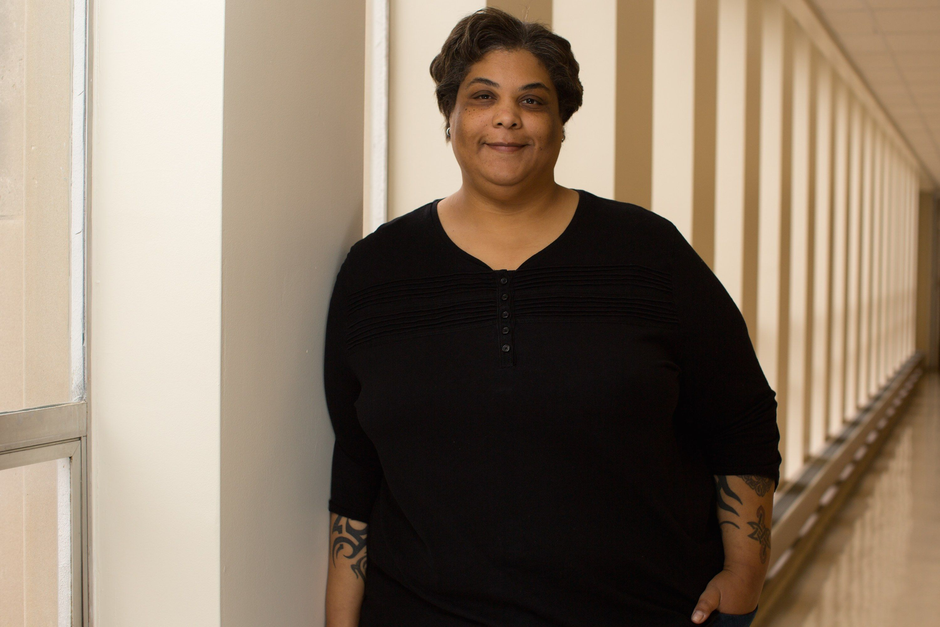Roxane Gay 100 years of the vote