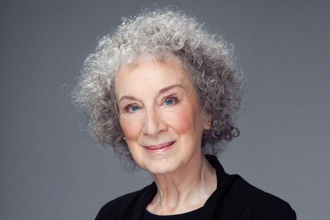Margaret Atwood 100 years of the vote