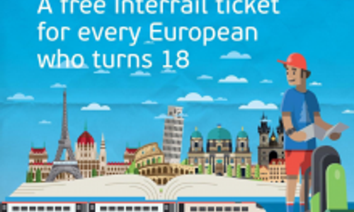 Free Eu Rail Travel For 18 Year Olds