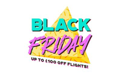 £100 off selected flights