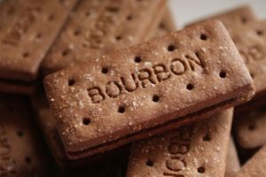 Bourbon biscuits.
