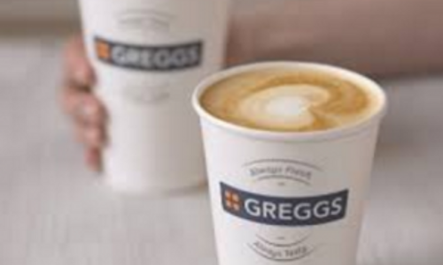 Free Coffee at Greggs with the Greggs Rewards App