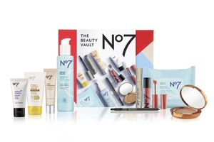 £30 No7 Beauty Vault (worth £113)