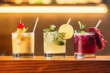 Five mocktails that will get you through Sober October