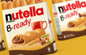 Nutella B-Ready Bars.